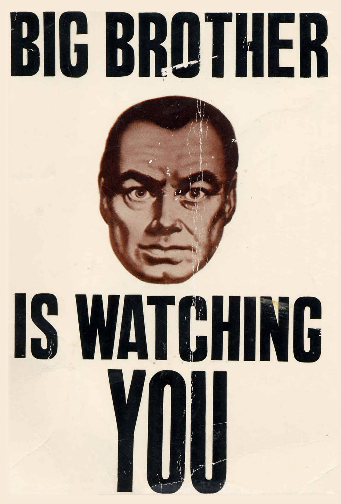 Big Brother is Watching YOU, 1984